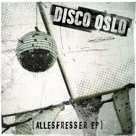 Disco Oslo Allesfresser EP